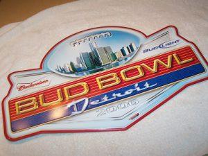AnheuserBusch bud bowl 2006 logo